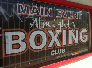 Main Event Almighty Boxing Club - Fresno's youth are supposed to be better off with a transit village.