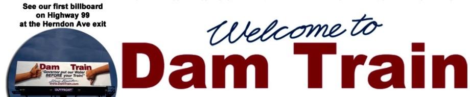 Website for DamTrain is http://www.damtrain.com